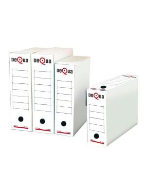 Caja archivo definitivo Dequa Folio prolongado Pack 50u.