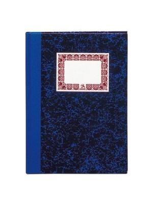 Cuaderno cartoné Dohe Rayado horizontal Folio natural