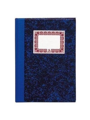 Cuaderno cartoné Dohe Rayado horizontal 4º natural