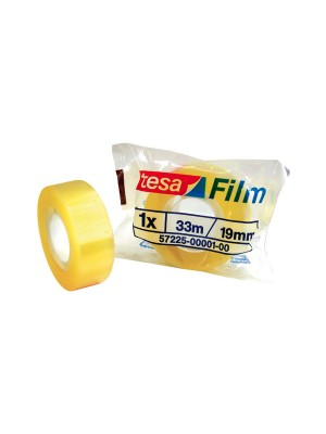Cinta adhesiva transparente Tesafilm Standard 19mm.x66m.