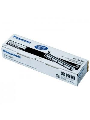 Tóner Láser Panasonic KX-FAT92x Negro