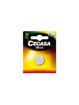 Pila botón Cegasa lithium CR2016 3V BT
