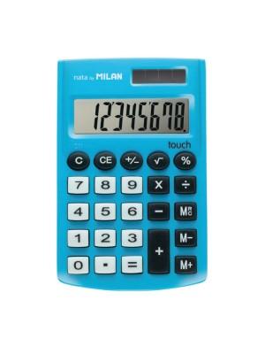 Calculadora de bolsillo Milan Pocket 8 dígitos Colores surtidos