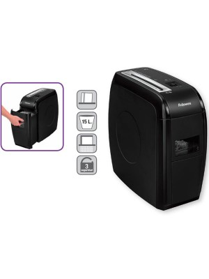 Destructora personal Fellowes 21Cs