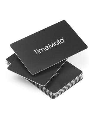 Pack 25 tarjetas RFID TimeMoto RF-100