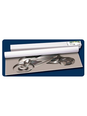 "Rollo papel plotter Fabrisa 90g. 24"" 61cm.x50m"