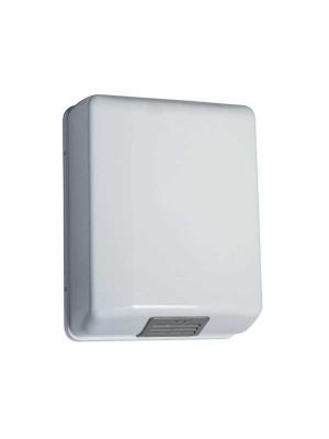 Secador de manos eléctrico Sie por sensor óptico 2000W Blanco