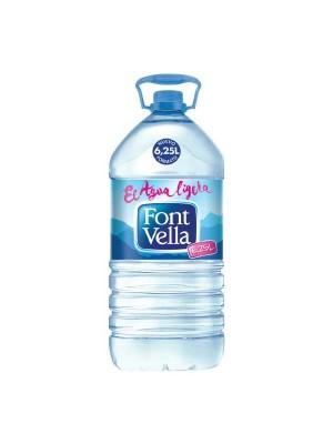 Garrafa agua Font Vella 6,25.