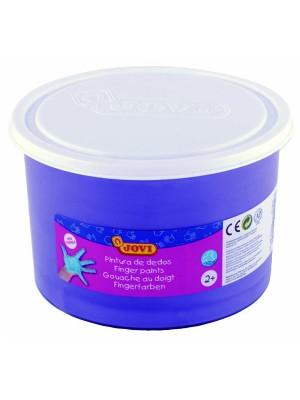 Bote pintura dedos Jovi 125ml violeta