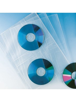 Pack 10 fundas 2CD Grafoplas A4