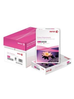 Paquete 250h. papel Xerox Premium Colour Impressions para impresión digital 160g. A4