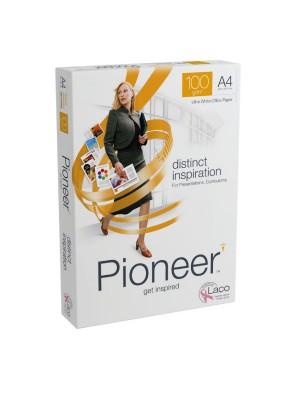 Paquete 250h. papel multifunción Pioneer 100g. A4