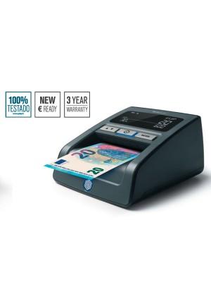 Detector de billetes falsos Safescan 155-S con 7 formas de detección