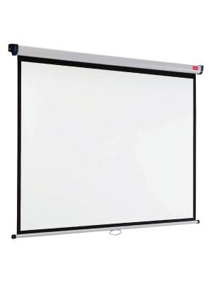 Pantalla mural Nobo Formato ancho de pantalla 4:3 150x113cm.