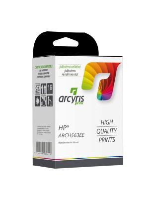 Cartucho Ink-jet Arcyris alternativo Epson T12814010 Negro