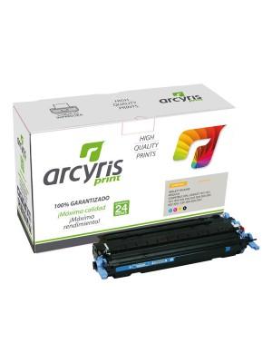 Tóner láser Arcyris Alternativo HP CB436a Negro