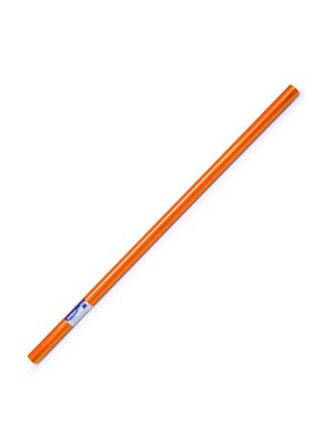 Rollo papel kraft Sadipal 1x5m naranja fuerte